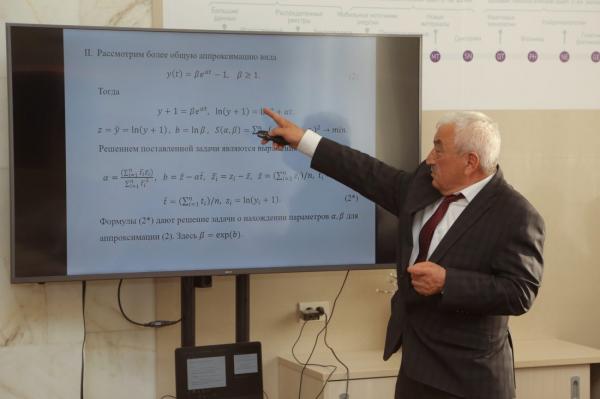 Ученые КБГУ делают прогноз динамики распространения COVID-19 с минимальной погрешностью