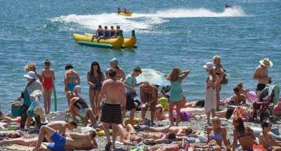 Можно ли заразиться коронавирусом на пляже