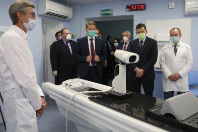 «МедИнвестГрупп» откроет в Екатеринбурге центр лучевой терапии стоимостью 700 млн рублей