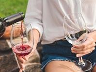 Эксперты признали пользу умеренного потребления вина