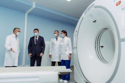 «МедИнвестГрупп» открыла два центра «ПЭТ-Технолоджи» в Пермском крае