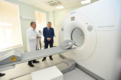 «МедИнвестГрупп» вложила 300 млн рублей в первый на Северном Кавказе центр ядерной медицины