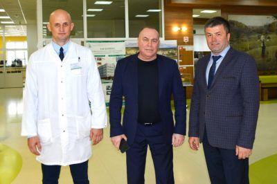 Клинике Тетюхина предложили лечить онкобольных